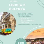 Orange Language Course Instagram Story