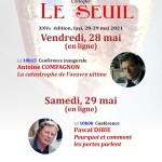 Zilele Francofoniei (28-29 mai 2021) - afis 2